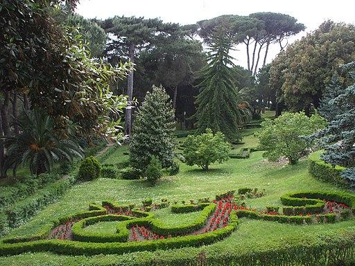 Albano Laziale -La Villa Doria