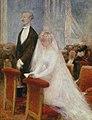 Albert Guillaume - The Wedding.jpg