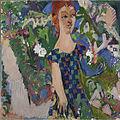 Albert Müller Mädchen im Garten 1926.jpg