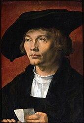 Альбрехт Дюрер: Portrait of Bernhart von Reesen