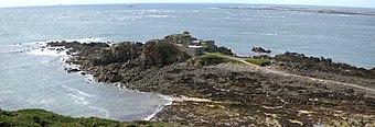 Alderney - Fort Clonque 02