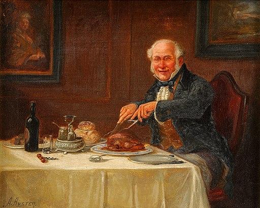 Alexander Austen Der Gourmet
