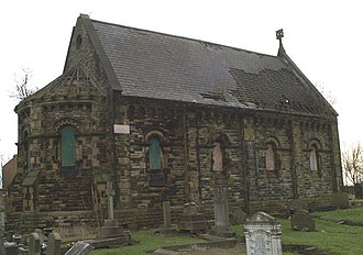 Listed buildings in Ince-in-Makerfield - Image: Alfred Waterhouse in Ince in Makerfield geograph.org.uk 1167523