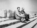 Alfred Westholm och Knut Thyberg. Vouni. exteriör. Galini - SMVK - C08290.tif