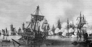 First Battle of Algeciras - Image: Algesiras