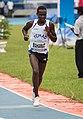 Ali Mahamat of Chad at the 2018 African Championships.jpg