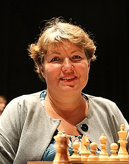 Alisa Galliamova Russian chess player