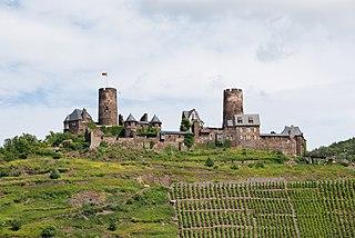 Thurant Castle castle