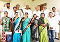 All elected MPs of BJD with president Naveen Patnaik.jpg