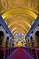 Allan Jay Quesada - Taal Basilica - Night Exterior Center Aisle DSC 7610.jpg