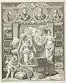 Allegorie op het leven van prinses Anna, ca. 1759, RP-P-1950-845-104.jpg