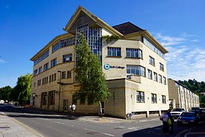 Bath College - Allen Building, City Centre campus
