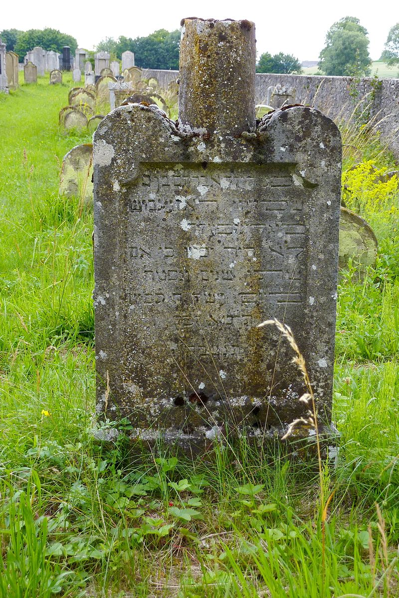 Allersheim (Giebelstadt) Jüdischer Friedhof 90632.JPG