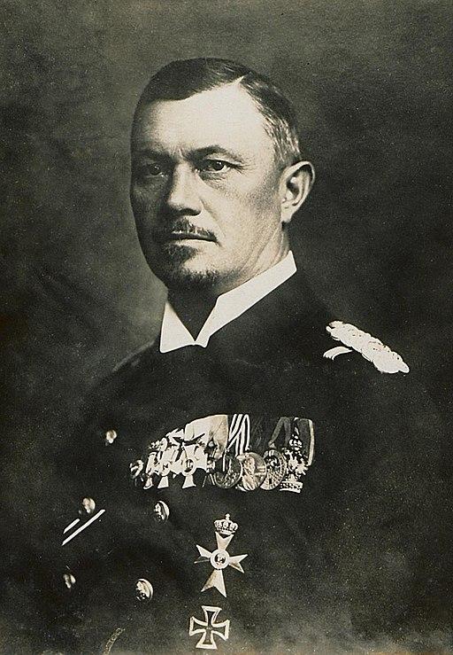 Almirante Reinhard Scheer