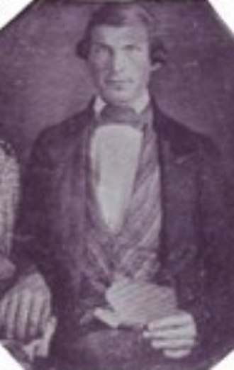 Alpheus Cutler - Photo of Alpheus Cutler