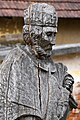 Alsószölnök, Nepomuki Szent János-szobor 2021 07.jpg