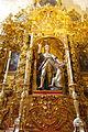Altar of Santa María El Azul y Ángel de la Guarda, Mosque-Cathedral of Córdoba, Spain - DSC07210.JPG