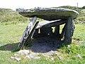 Altar wedge tomb - Altar Townland - geograph.org.uk - 2438801.jpg