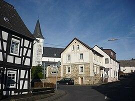 Altstadt hachenburg wikipedia Burg hachenburg