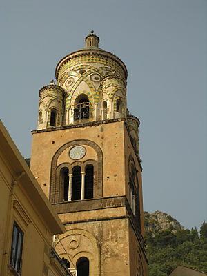 Amalfi Cathedral - Image: Amalfi Duomo 3