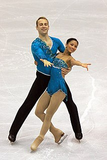 Amanda Evora American pair skater
