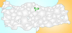 Amasya Turkey Provinces locator.jpg