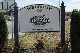 Amelia, Ohio Unincorporated area in Ohio, United States