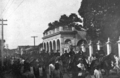 American Cavalry entering Mayagüez on the 11th of August 1898.png
