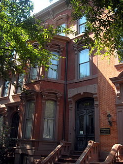 American Peace Society House - Lafayette Square.JPG
