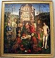 Amico aspertini, madonna in trono, santi e due devoti, 1504-05, dai ss. girolamo ed eustachio, 01.jpg