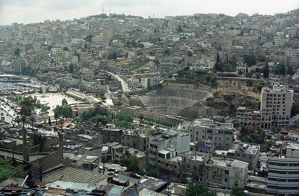 Amman-amphiteater01(js)