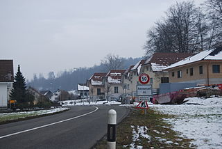 Ammerswil Municipality in Switzerland in Aargau