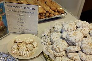 Ammonia cookie - Image: Ammonia Cookies