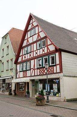 Löhrstraße in Amorbach