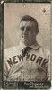 Amos Rusie, New York Giants, baseball card portrait LCCN2007683708.tif