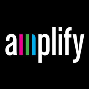 Amplify (distributor) - Black Amplify Logo