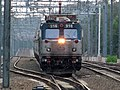 Amtrak 916 approaching Old Saybrook station, August 2012.JPG