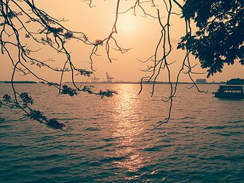 An enchanted Evening on Marine Drive.jpg