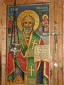An icon of St Nicholas in the church of St Nicholas in Mramorec (2).jpg