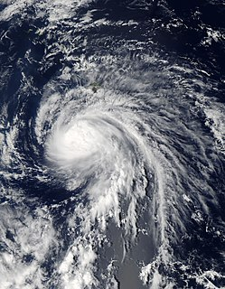 Hurricane Ana