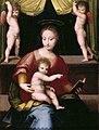 Andrea del Brescianino (active 1506-1525) - The Madonna and Child with Putti - 1181072 - National Trust.jpg