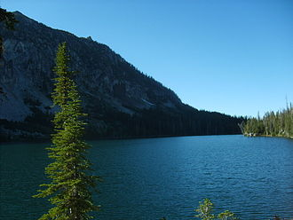 Eagle Cap Wilderness - Aneroid Lake