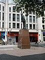 Aneurin Bevan statue, Queen Street - geograph.org.uk - 1376714.jpg