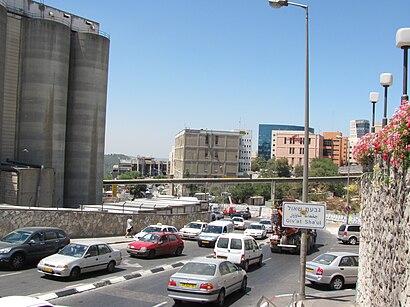 איך מגיעים באמצעות תחבורה ציבורית  לגבעת שאול? - מידע על המקום