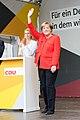 Angela Merkel, Claudia von Brauchitsch - 2017248174645 2017-09-05 CDU Wahlkampf Heidelberg - Sven - 1D X MK II - 290 - AK8I4543.jpg