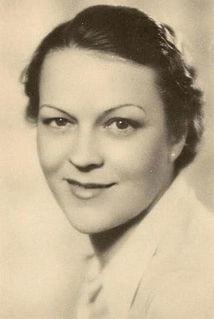 Anna Letenská Czechoslovak actress