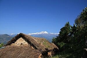 Lamjung District - Image: Annapurna 2