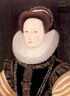 Anne Knollys, Baroness De La Warr English courtier