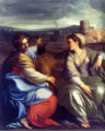 Annibale (?) o Agostino Carracci (?), Allegoria dell'Abbondanza e della Felicità, Collezione Privata.png