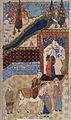 Anoniem.Antiek Perzisch miniatuurschilderij.JPG